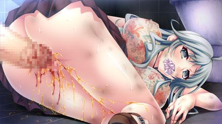 【DV】ヒロインを蹴ったり殴るエロゲ【暴力】 2->画像>261枚